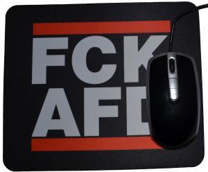 Mousepad: FCK AFD
