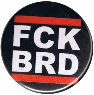 50mm Button: FCK BRD