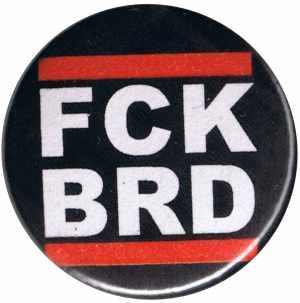 37mm Button: FCK BRD