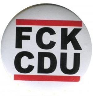 25mm Button: FCK CDU