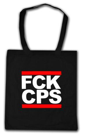 Baumwoll-Tragetasche: FCK CPS
