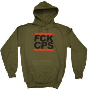 Kapuzen-Pullover: FCK CPS