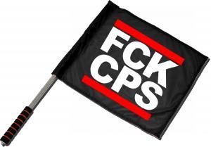 Fahne / Flagge (ca. 40x35cm): FCK CPS
