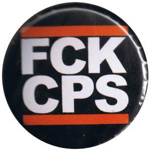 37mm Button: FCK CPS
