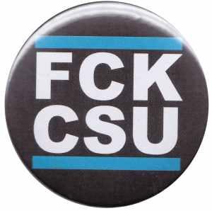 25mm Button: FCK CSU