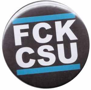 37mm Button: FCK CSU