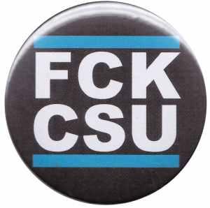 50mm Button: FCK CSU
