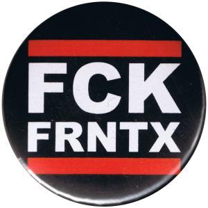 50mm Button: FCK FRNTX