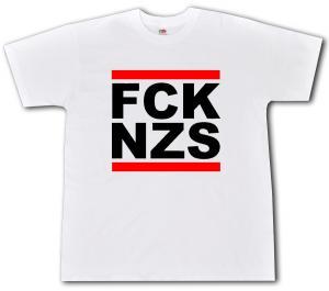 T-Shirt: FCK NZS