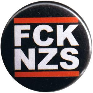 37mm Magnet-Button: FCK NZS