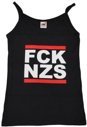 Top / Trägershirt: FCK NZS