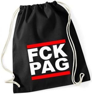 Sportbeutel: FCK PAG