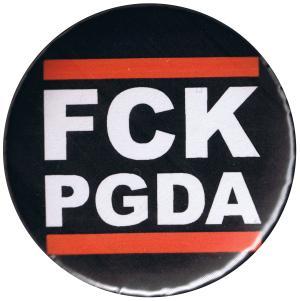 50mm Button: FCK PGDA