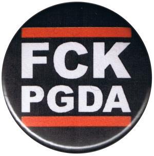25mm Magnet-Button: FCK PGDA