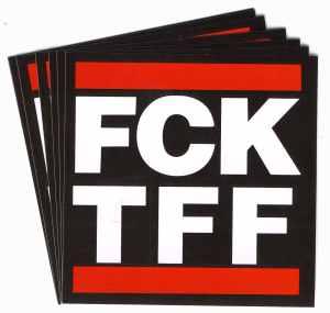 Aufkleber-Paket: FCK TFF
