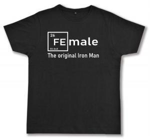 Fairtrade T-Shirt: Female - weiß