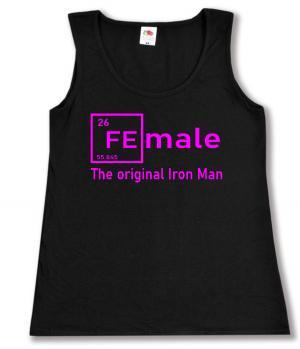 tailliertes Tanktop: Female