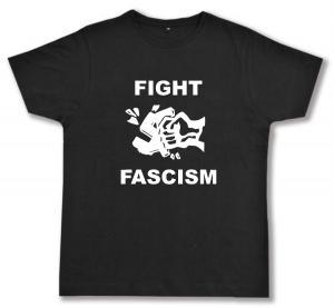 Fairtrade T-Shirt: Fight Fascism