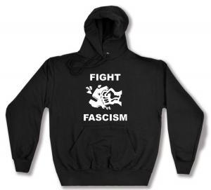 Kapuzen-Pullover: Fight Fascism
