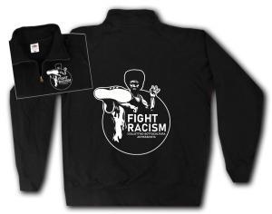 Sweat-Jacket: Fight Racism - Collectivo Sottocultura Antifascista