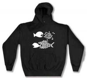 Kapuzen-Pullover: Fische