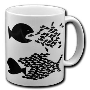 Tasse: Fische