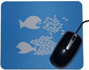 Mousepad: Fische