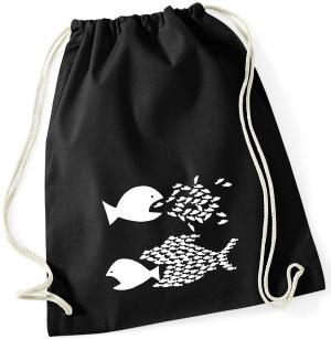 Sportbeutel: Fische