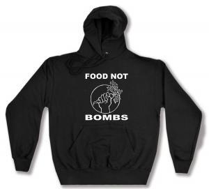 Kapuzen-Pullover: Food Not Bombs