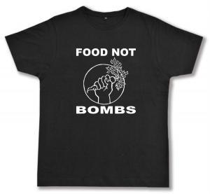 Fairtrade T-Shirt: Food Not Bombs