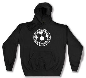Kapuzen-Pullover: Football against racism
