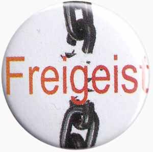 50mm Button: Freigeist