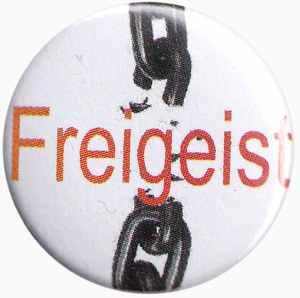 37mm Button: Freigeist