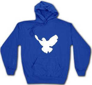 Kapuzen-Pullover: Friedenstaube