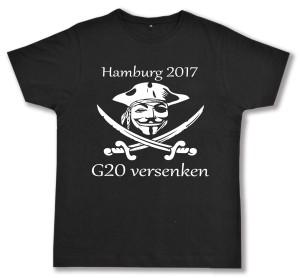 Fairtrade T-Shirt: G20 versenken
