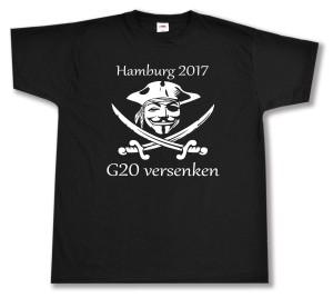 T-Shirt: G20 versenken