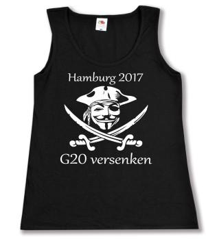tailliertes Tanktop: G20 versenken