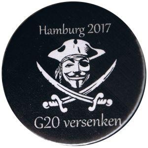 37mm Button: G20 versenken