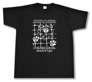 T-Shirt: Geboren, um keinen Winter zu erleben - Pelzhandel stoppen