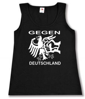 tailliertes Tanktop: Gegen Deutschland