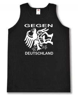 Tanktop: Gegen Deutschland