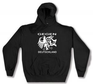 Kapuzen-Pullover: Gegen Deutschland