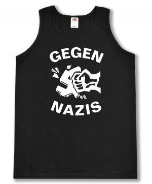 Tanktop: Gegen Nazis