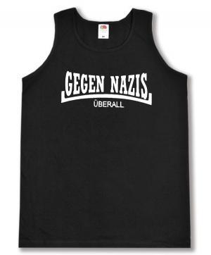 Tanktop: Gegen Nazis Überall