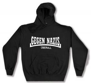 Kapuzen-Pullover: Gegen Nazis Überall