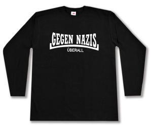 Longsleeve: Gegen Nazis Überall