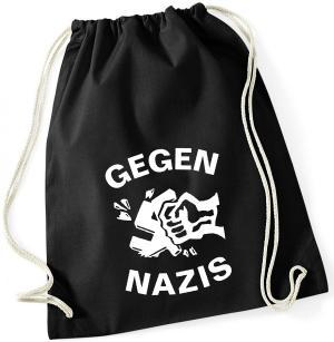Sportbeutel: Gegen Nazis