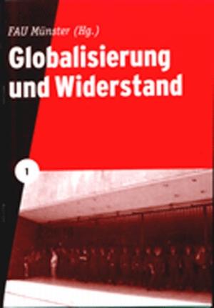 Broschüre: Globalisierung und Widerstand