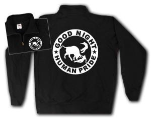 Sweat-Jacket: Good night human pride