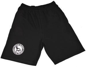 Shorts: Good Night White Pride (dünner Rand)